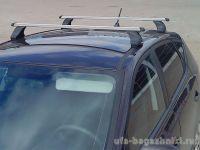 Багажник на крышу Hyundai i30, Атлант, прямоугольные дуги