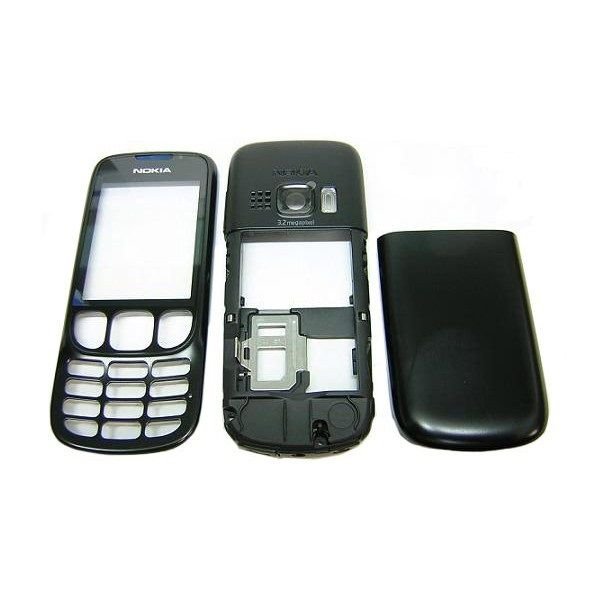 Корпус Nokia 6303 (black)