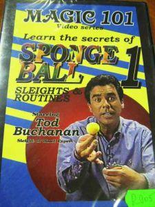 Секреты фокусов с поролоном (DVD)