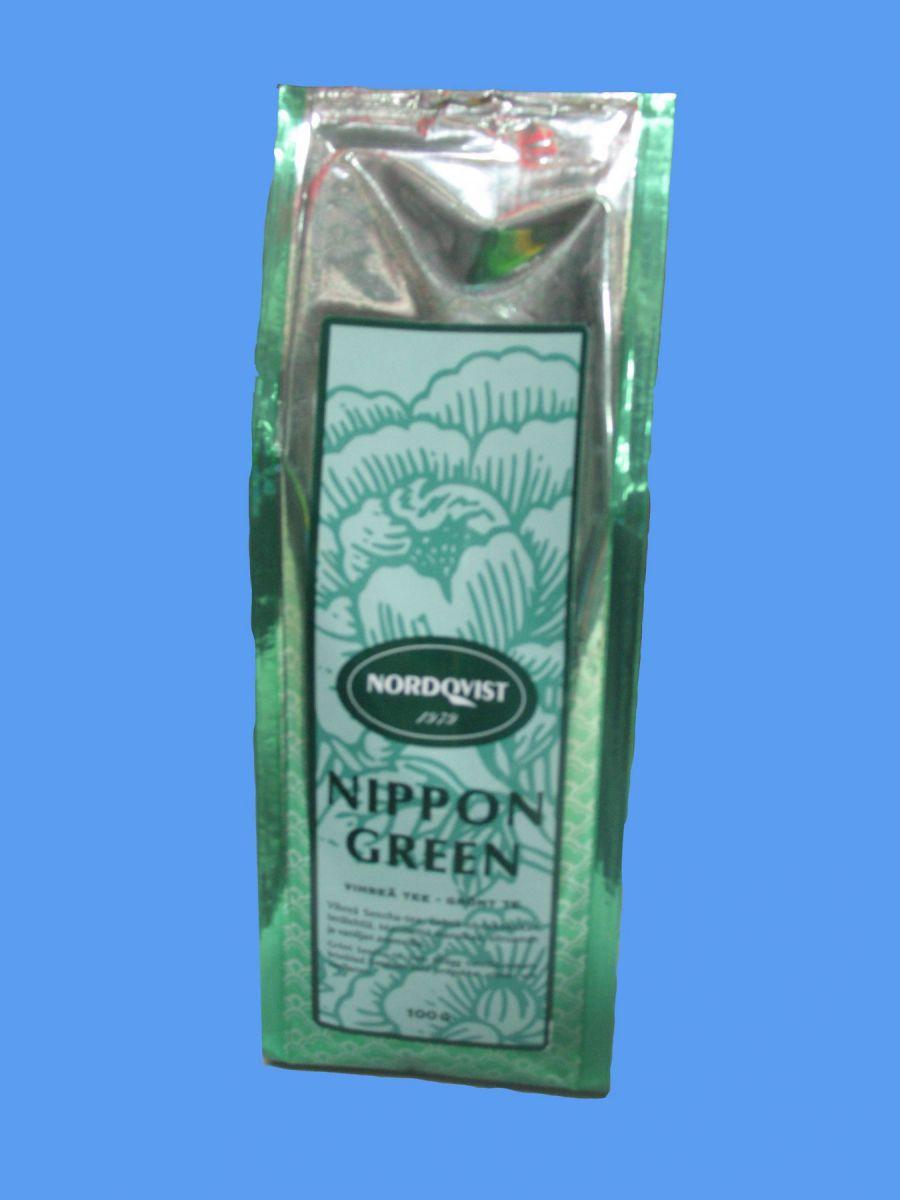 Чай NordQvist Nippon Green (зеленый чай) 150г