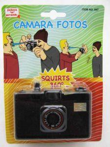 Фотоаппарат(брызг. в любую сторону)