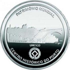 Исторический центр г.Порту 2,5 евро, Португалия  2008