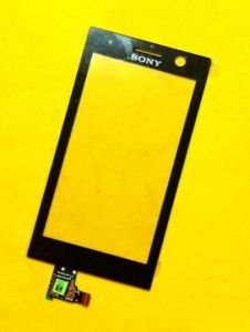 Тачскрин Sony ST25i Xperia U (black) Оригинал