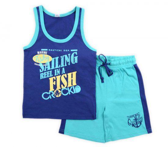 Комплект для мальчика Fish