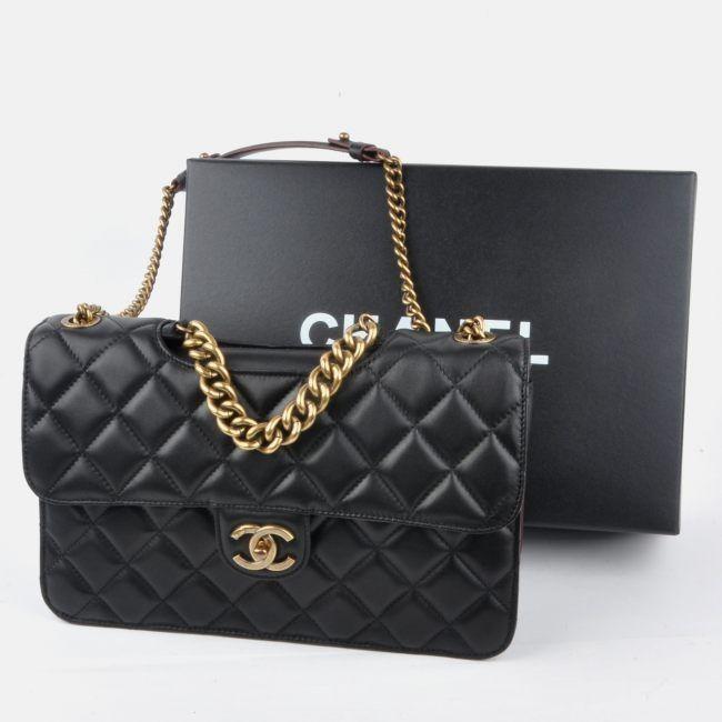 Chanel Perfect Edge Jumbo Flap Shoulder Bag 1:1