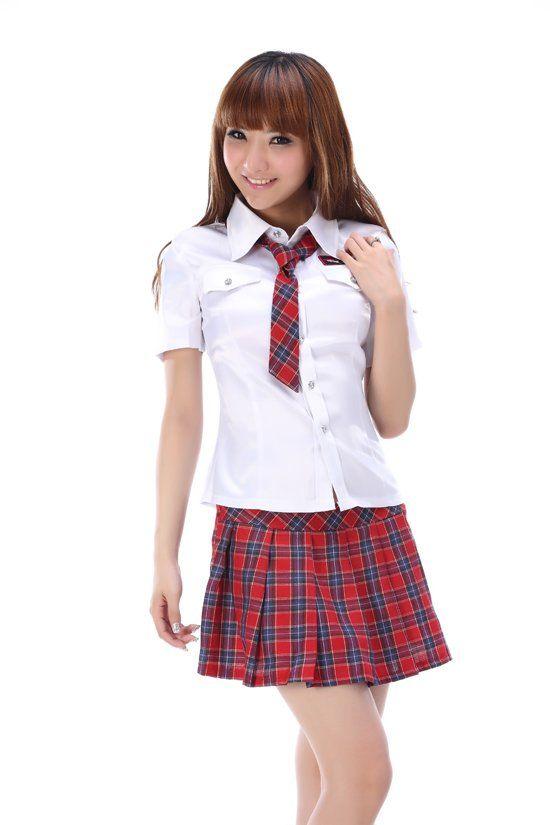 Японская школьная форма (летняя)