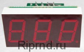 Амперметр постоянного тока АПТ-0,8-20А