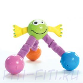 "TINY LOVE. Развивающая игрушка ""Попрыгунчик"""