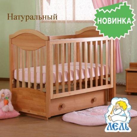 """АБ 23.2 Кровать """"Камелия""""  маятник попер"""