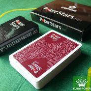 Игральные карты Poker Stars