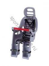 Кресло детское FLINGER SW-BC03 с крепленим вместо багажника, макс.18 кг