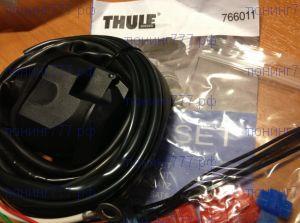 Электрика к фаркопу, Brink (Thule), универсальная, без блока согласования, к-кт