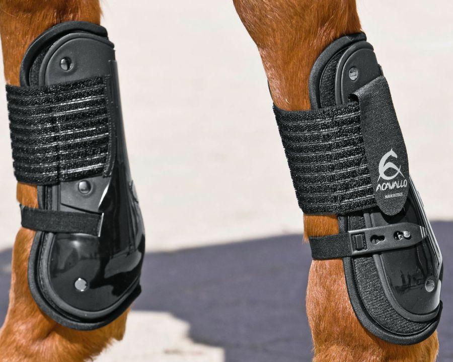 Ногавки гелевые ACAVALLO ULTIMATE передние