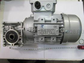Мотор редуктор NMRV 030 i=40 IEC 56B14