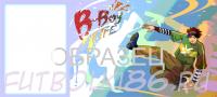 Кружка B boy life