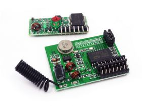 315Mhz RF link комплект (с энкодером и декодером)