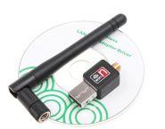 Мини USB WiFi адаптер 150Mbps