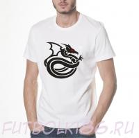 Футболка Дракон арт. b2
