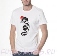 Футболка Дракон арт. b4