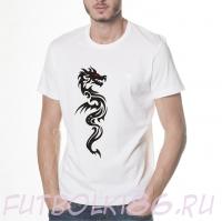 Футболка Дракон арт. b7