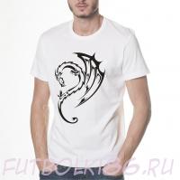 Футболка Дракон арт. b6
