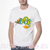 Футболка Дракон арт.09