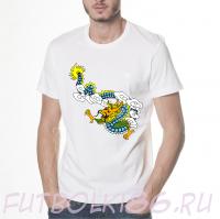 Футболка Дракон арт.010