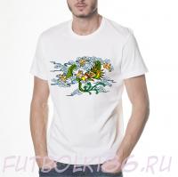 Футболка Дракон арт.011
