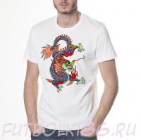 Футболка Дракон арт.022
