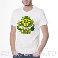 Футболка Дракон арт.029