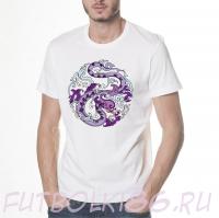 Футболка Дракон арт.033