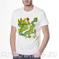 Футболка Дракон арт.036