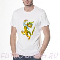 Футболка Дракон арт.045