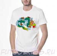 Футболка Дракон арт.049