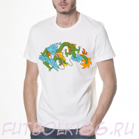 Футболка Дракон арт.053