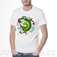 Футболка Дракон арт.055