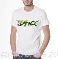 Футболка Дракон арт.063