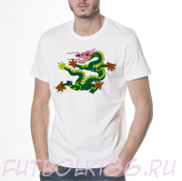 Футболка Дракон арт.068