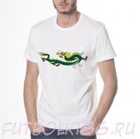 Футболка Дракон арт.073