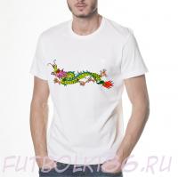 Футболка Дракон арт.075