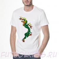 Футболка Дракон арт.076