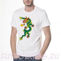 Футболка Дракон арт.078