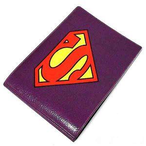 """Обложка на зачётку """" Superman"""""""