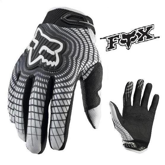 Перчатки Fox 360 leather