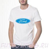 Футболка логотип Форд