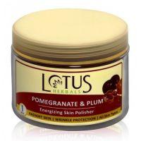 Lotus Herbals Polisher Pomegranate&Plum