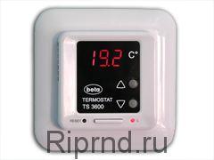 Терморегулятор для теплого пола TS-3600 Beta