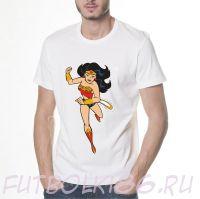 Футболка Wonder woman 2