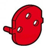 Ключ блокировки Legrand Mosaic для розеток с ключом (арт.50299)