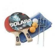 Набор Stiga Solara, 2 ракетки+сетка+3 мяча
